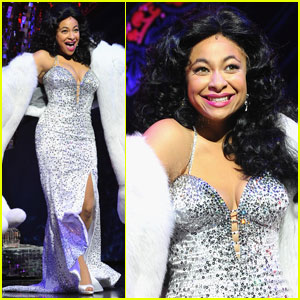 Raven-Symone: 'Sister Act' Curtain Call!
