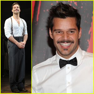 Ricky Martin: 'Evita' Curtain Call!