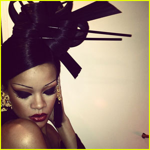Rihanna's 'Princess of China' Video - First Look!