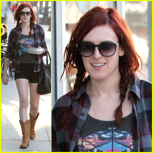 Rumer Willis: Girls' Day Out