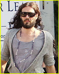 Russell Brand Released After Posting Bail