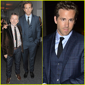 Ryan Reynolds Reveals Hugo Boss Bottled Sport!