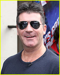 Simon Cowell: Window Smashing Fan Breaks Into Home