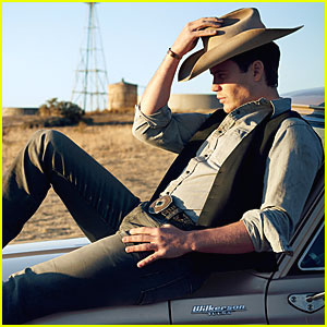Taylor Kitsch: 'GQ' Feature!
