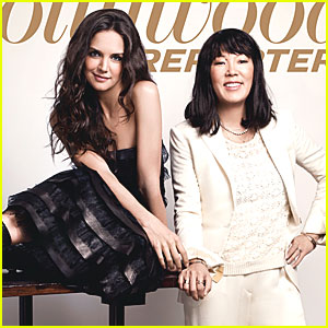 Katie Holmes & Jeanne Yang Cover THR's Style Issue