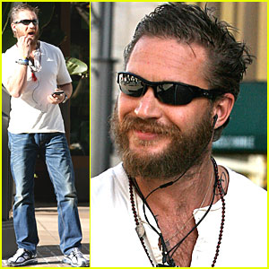 Tom Hardy: Grove Guy