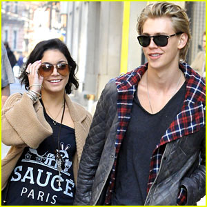 Vanessa Hudgens &#038; Austin Butler: Tapas Twosome!
