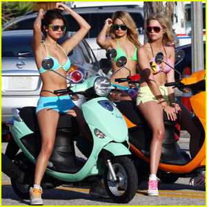 Vanessa Hudgens & Selena Gomez: Bikini 'Breakers'!