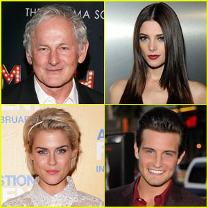 Victor Garber & Ashley Greene Sign on for Drama Pilots