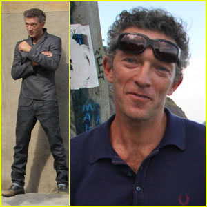 Vincent Cassel: Photoshoot in Rio