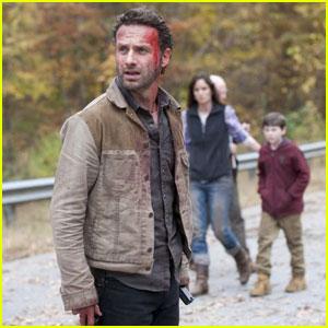 'Walking Dead' Finale Scores Record Ratings