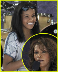 Whitney Houston's Daughter Wants a Name Change