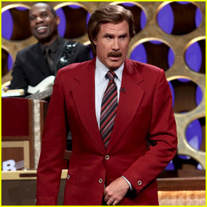 Will Ferrell Announces 'Anchorman' Sequel!