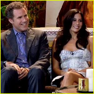 Will Ferrell & Genesis Rodriguez Talk 'Casa de mi Padre'!