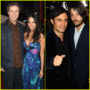 Will Ferrell &#038; Genesis Rodriguez: 'Casa de Mi Padre' Premiere!
