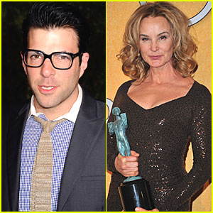 Zachary Quinto & Jessica Lange Returning to 'American Horror Story'!