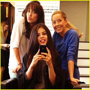 Selena Gomez: Good-Bye, Short Hair!