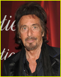 Al Pacino Injures Eye Filming 'Stand up Guys'