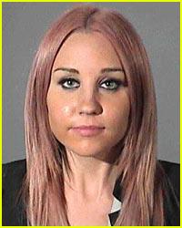 Amanda Bynes Parties Post-Arrest