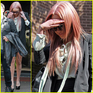 Amanda Bynes Released from Jail After DUI Arrest