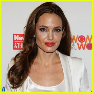 Angelina Jolie's New UNHCR Role: Special Envoy!