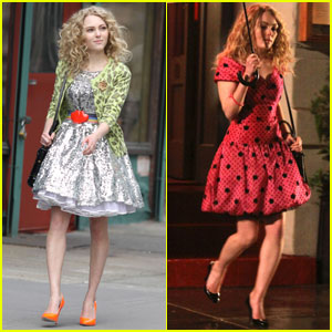 AnnaSophia Robb: Getting into Character for 'Carrie Diaries'