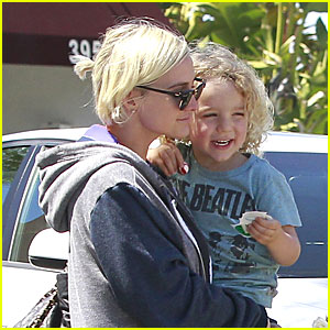 Ashlee Simpson: Aunt Any Day Now!
