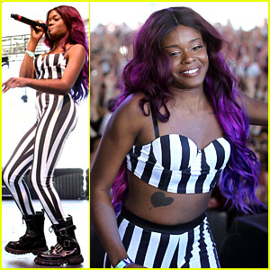 Azealia Banks: '212' Live at Coachella - Watch Now!