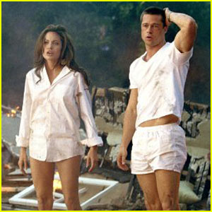Brad Pitt & Angelina Jolie: 'The Counselor' Co-Stars?