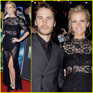 Brooklyn Decker: 'Battleship' South Korea Premiere with Taylor