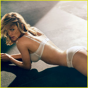 Brooklyn Decker: Gisele Bundchen is My #1 Crush!