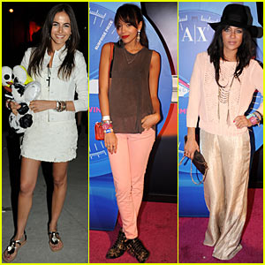 Camilla Belle: Neon Carnival with Ashley Madekwe