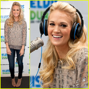 Carrie Underwood: 'Nervous & Excited' for 'Blown Away' Release!
