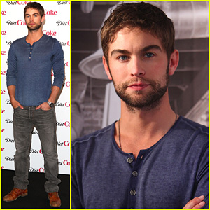 Chace Crawford: Fun Down Under!
