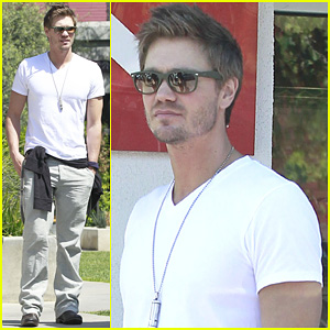 Chad Michael Murray: K Chocolatier with Kenzie Dalton!