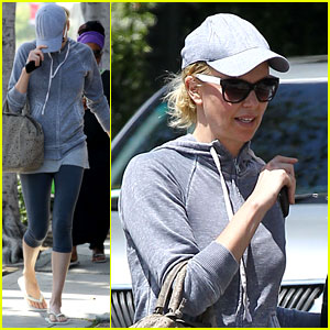 Charlize Theron: 'Agent 13' Picked Up By Universal!