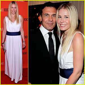 Chelsea Handler: Time 100 Gala with Andre Balazs!