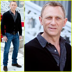 Daniel Craig: 'Skyfall' Turkey Photo Call!