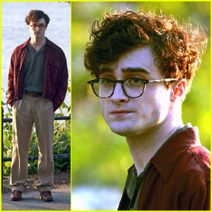 Daniel Radcliffe is Allen Ginsberg for 'Kill Your Darlings'