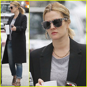 Drew Barrymore: Thursday Office Visit