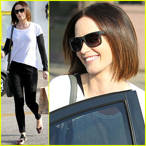 Emily Blunt: In The Running For 'Thin Man'?