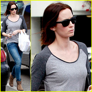 Emily Blunt: Don't Be Put Off by 'Salmon Fishing' Title