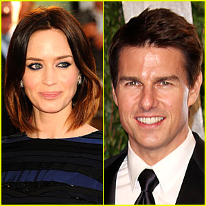 Emily Blunt & Tom Cruise: Killing Aliens!