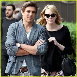 Emma Stone: New 'Amazing Spider-Man' Trailer!