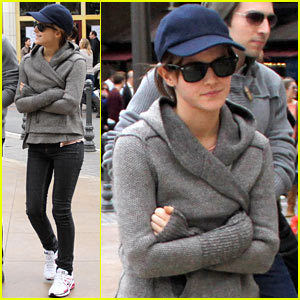 Emma Watson: Movie at The Grove