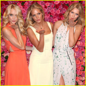 Erin Heatherton: 'Love Is Heavenly' Fragrance Launch!