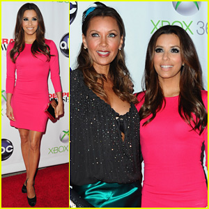 Eva Longoria: 'Desperate Housewives' Series Finale Party!