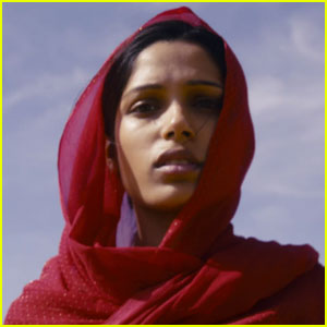 Freida Pinto's 'Trishna' Theatrical Trailer - Watch Now!