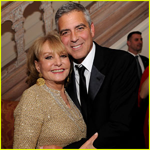 George Clooney - White House Correspondents' Dinner 2012