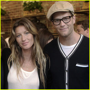 Gisele Bundchen & Tom Brady: Rag & Bone Party Pair!
